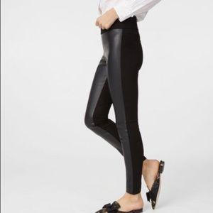 🎉PRICE DROP!🎉 Club Monaco Faux Leather Legging
